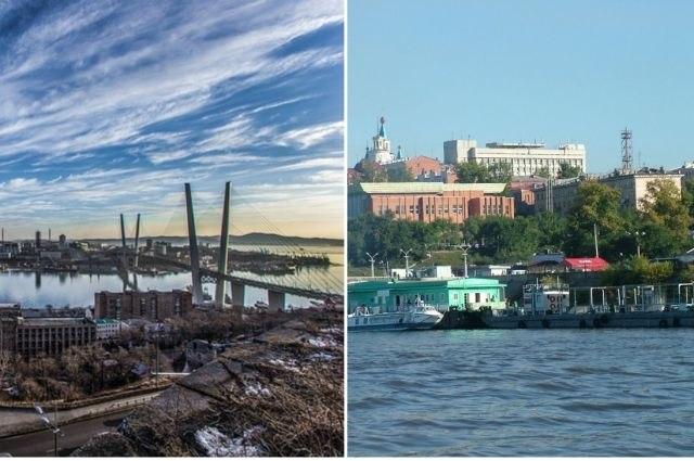 Хабаровск или Владивосток
