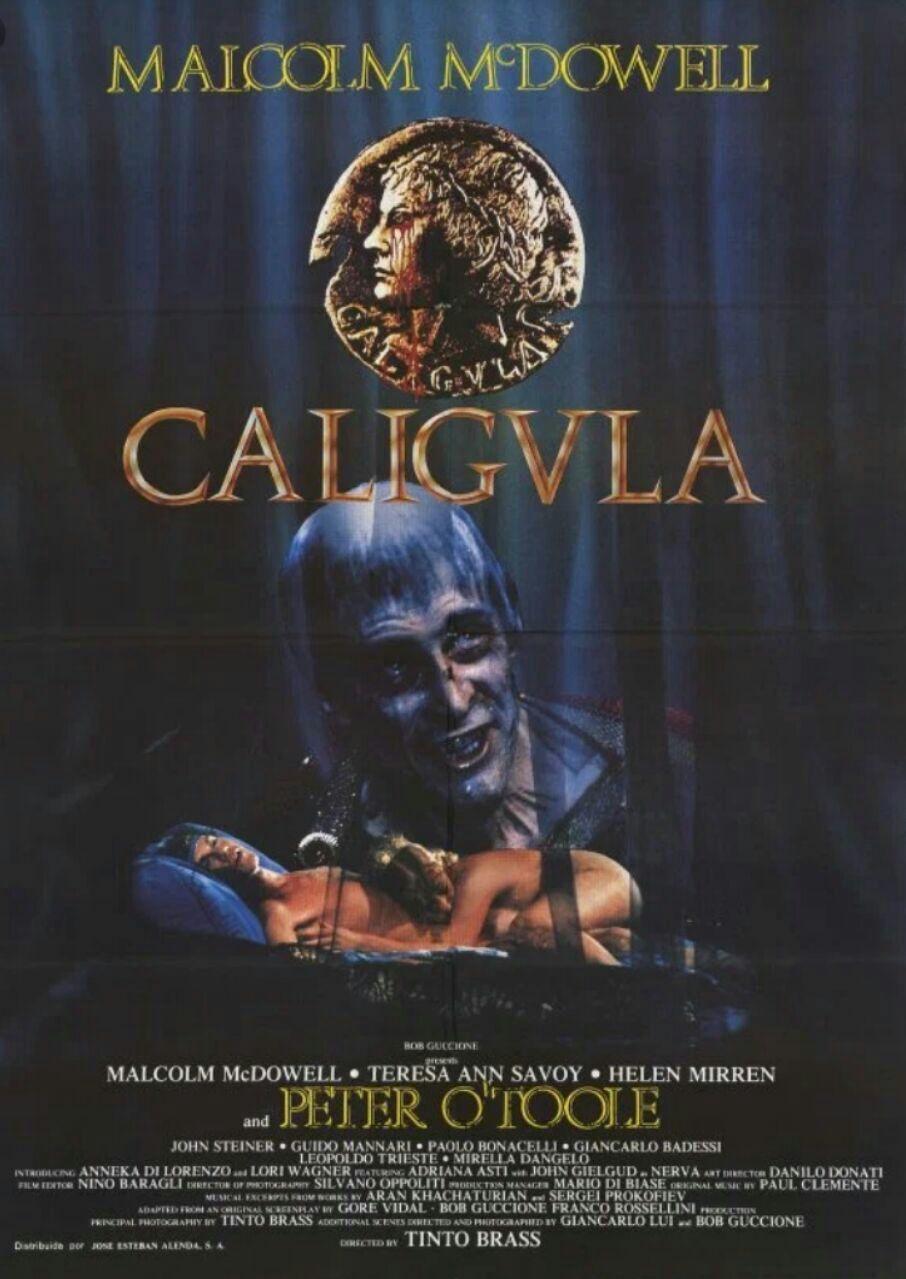 Nude Scenes From Caligula