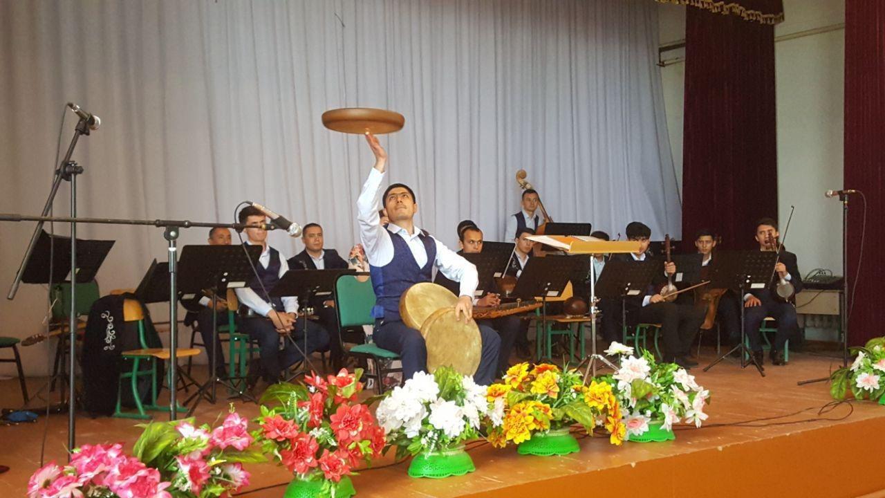 """""""Сўғдиёна"""" ХЧКО ўз концерт дастурини намойиш қилди."""