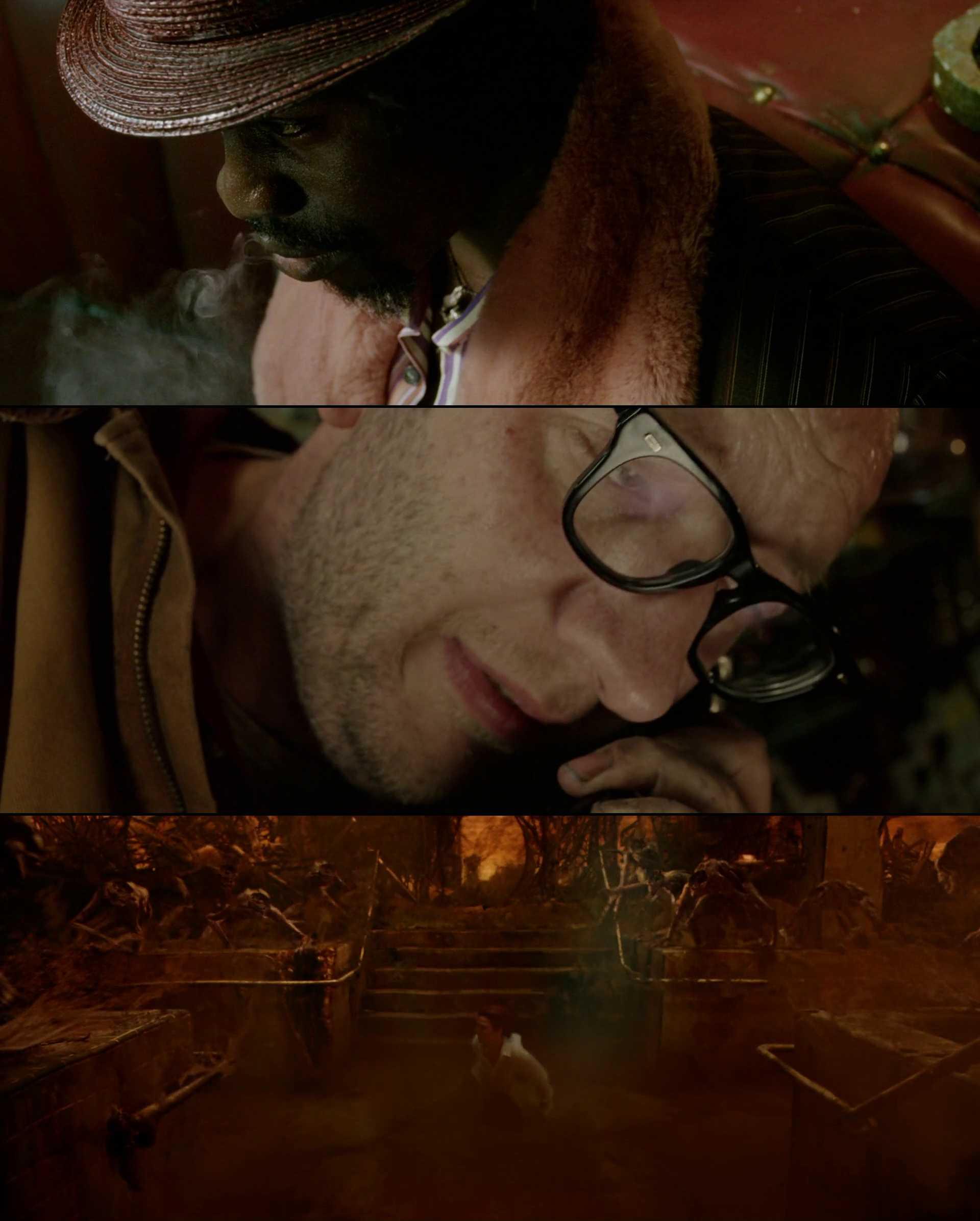 Screenshot of Constantine Movie