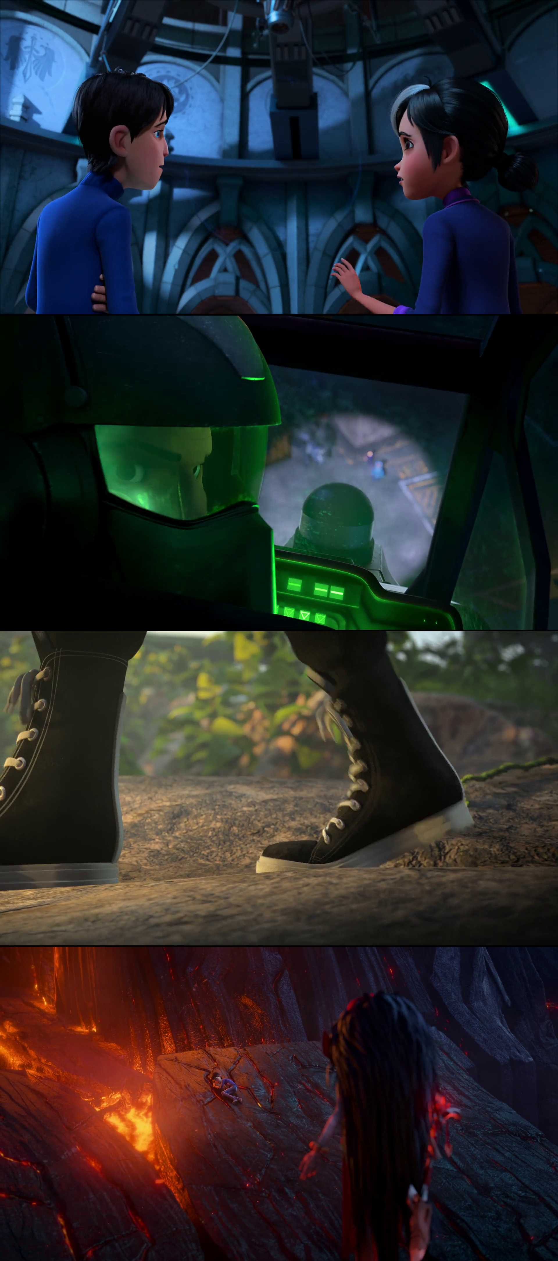 Screenshot of Trollhunters: Rise of the Titans Movie