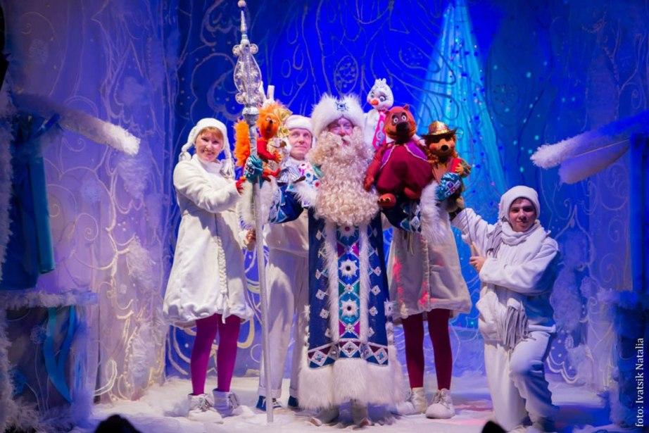 В Хабаровске учреждения культуры подготовили праздничную программу к Новому году