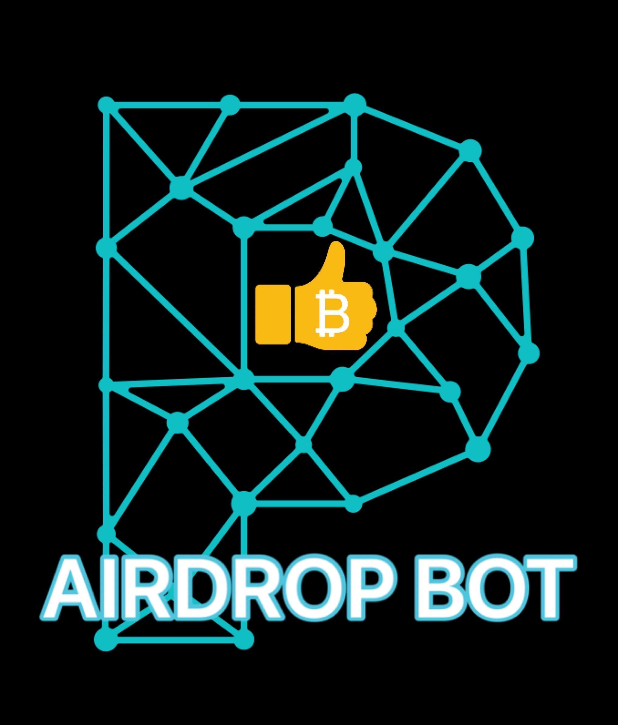 AirDrop Bot pro blockchain