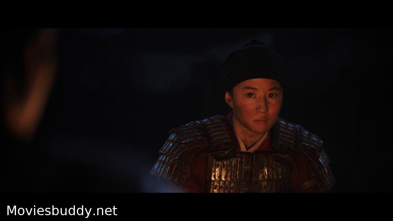 Video Screenshot of Mulan