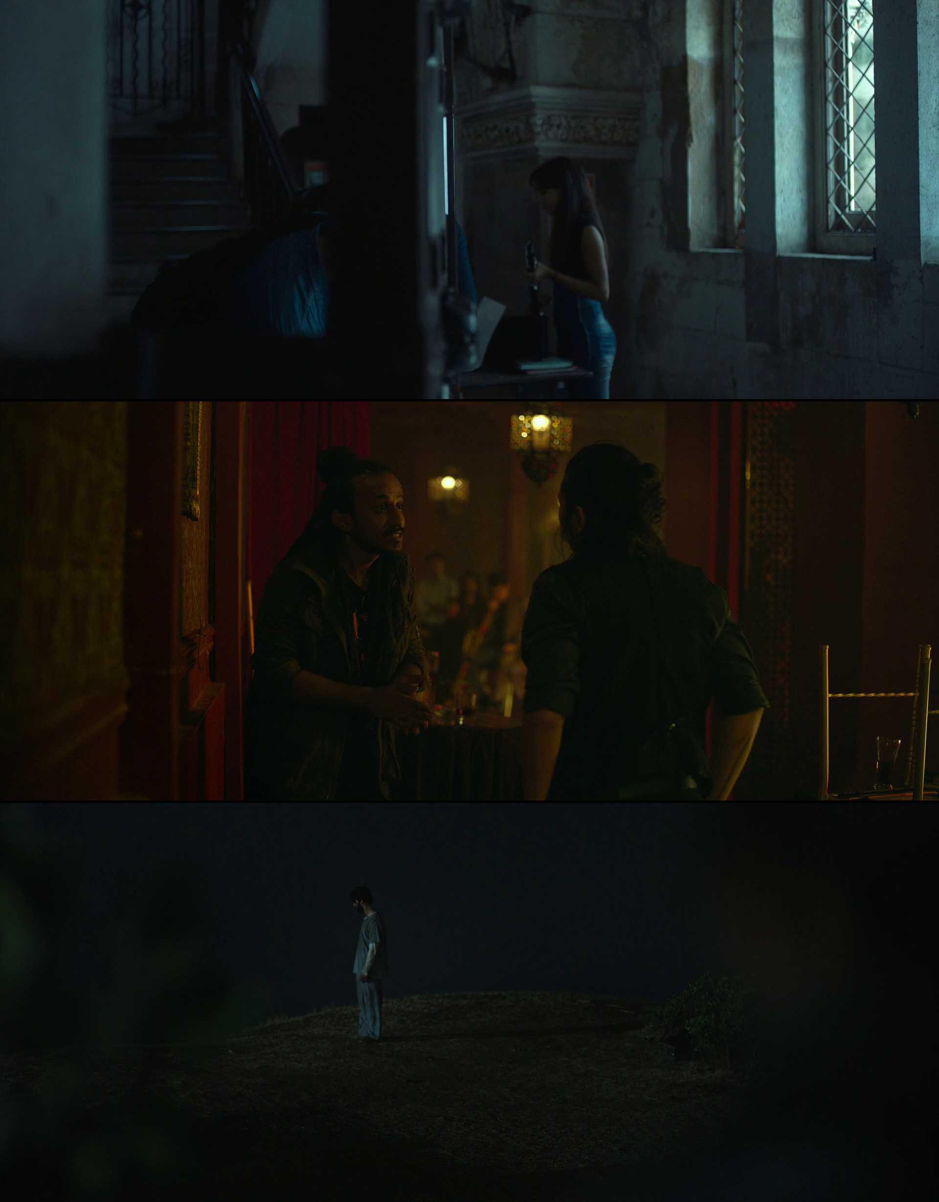 Screenshot of 99 Songs Movie