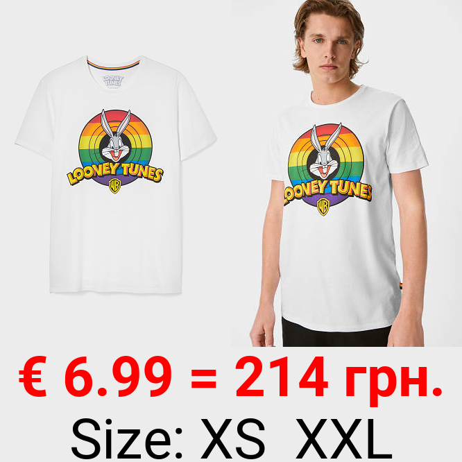 CLOCKHOUSE - T-Shirt - Looney Tunes - PRIDE