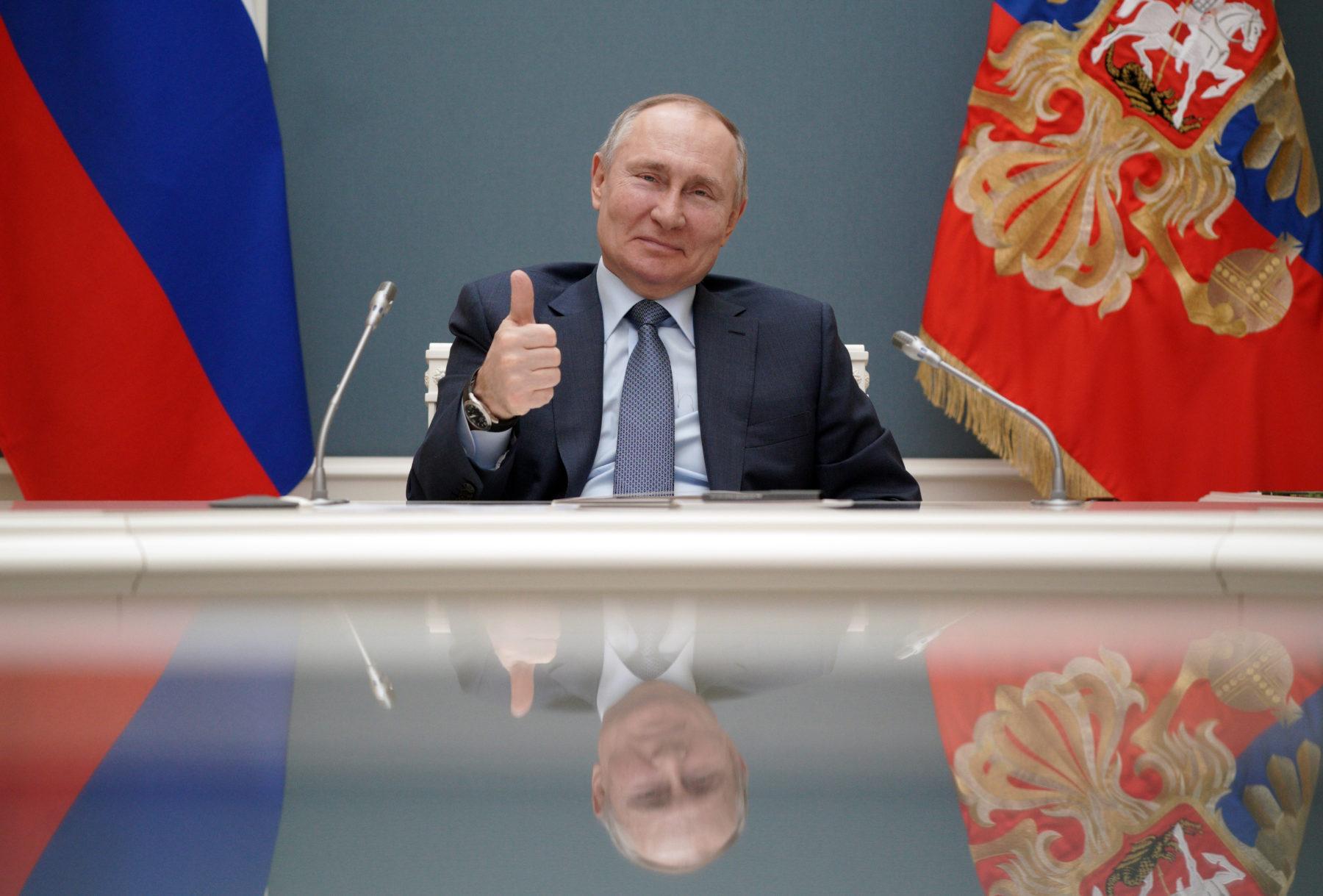 Путин: добавить выплаты силовикам и военным курсантам по 15 тысяч рублей