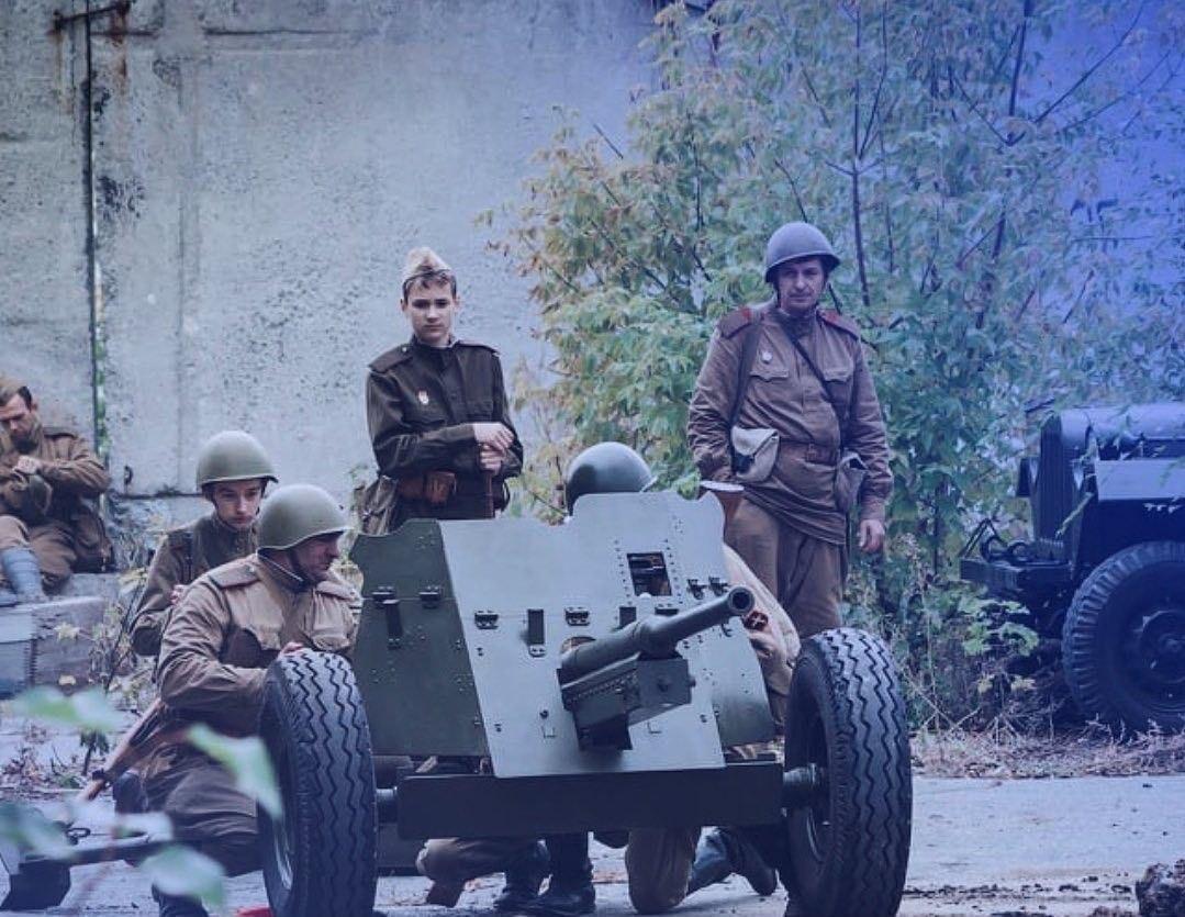 «Бой под Берлином» покажут 9 мая