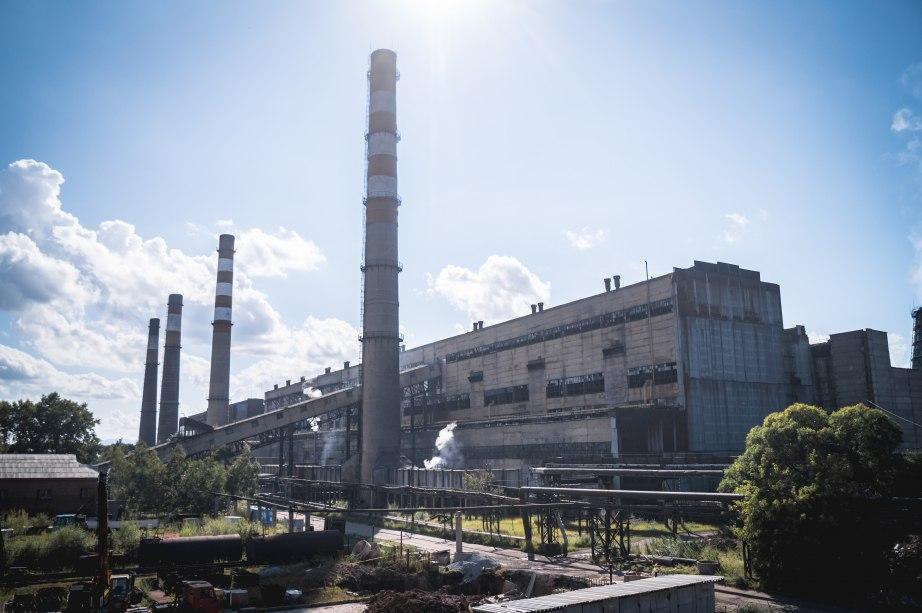 В Хабаровске началась расчистка площадки под строительство ТЭЦ-4
