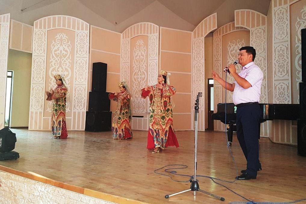 Бухоро вилоят бўлинмасининг Республика буйлаб гастрол сафарлари