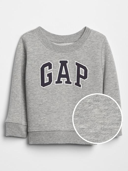 babyGap Logo Pullover