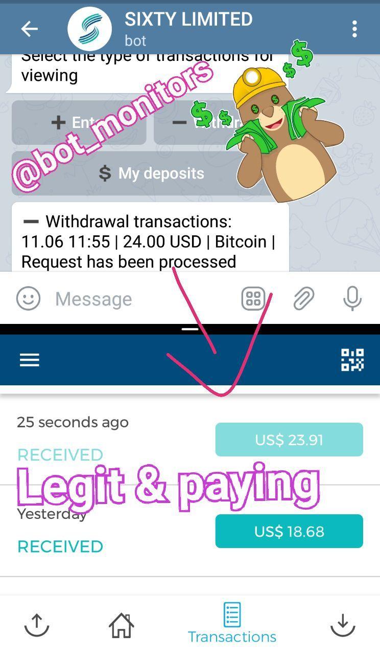 HYIP UPDATES – Telegram
