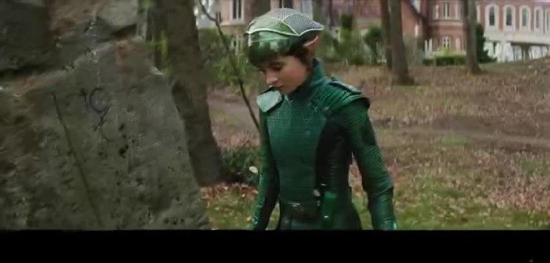 Video Screenshot of Artemis Fowl