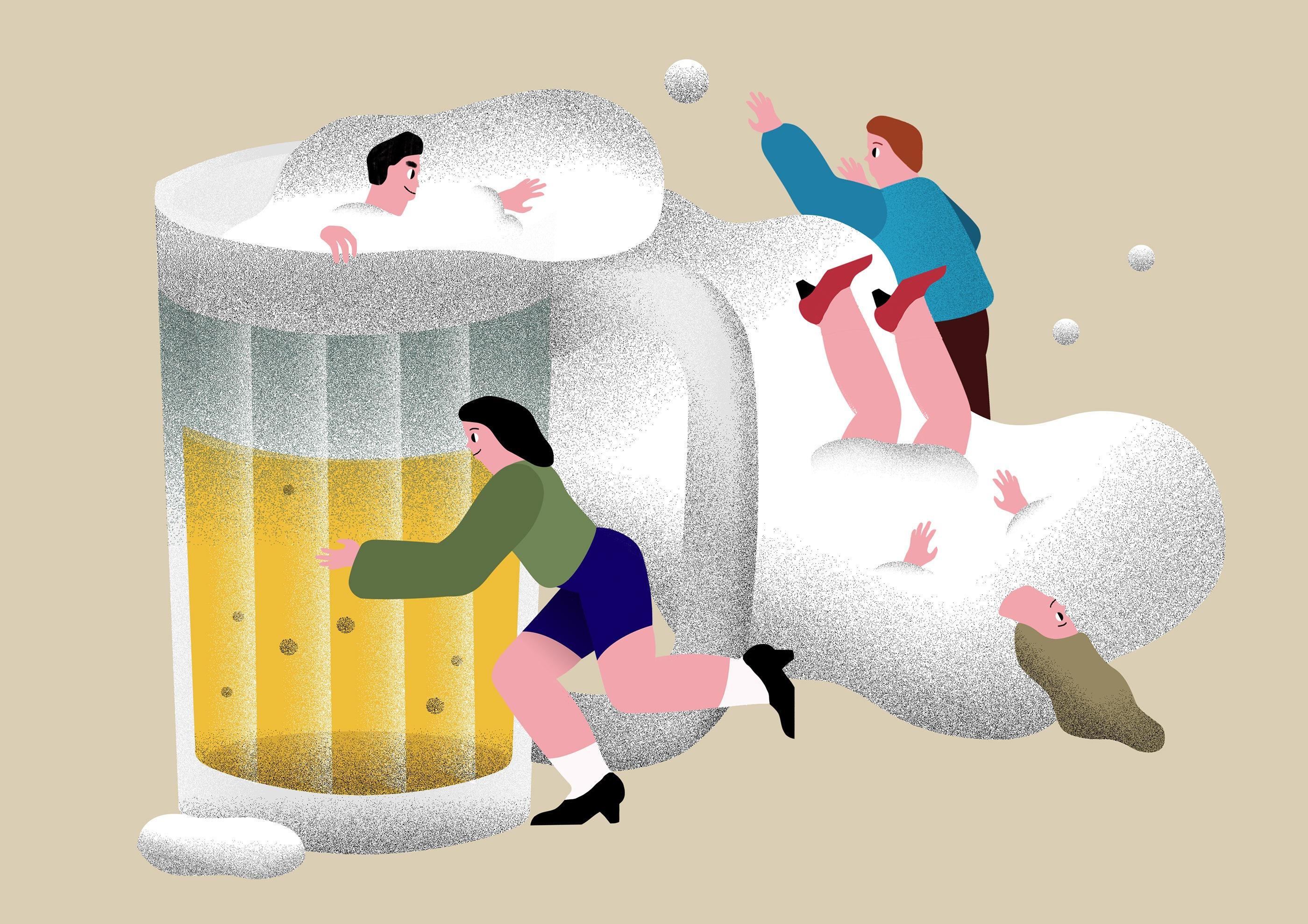 пиво картинки смешные среда провел рестайлинг