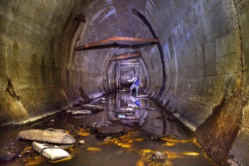 Подземные реки Хабаровска