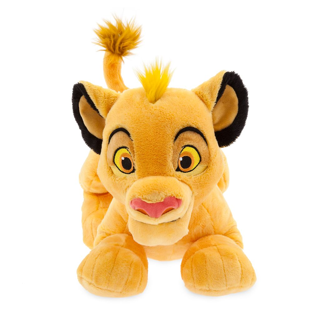 Simba Plush - The Lion King - Medium - 17''