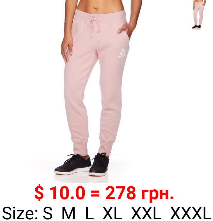Reebok Women's Athleisure Fleece Pant