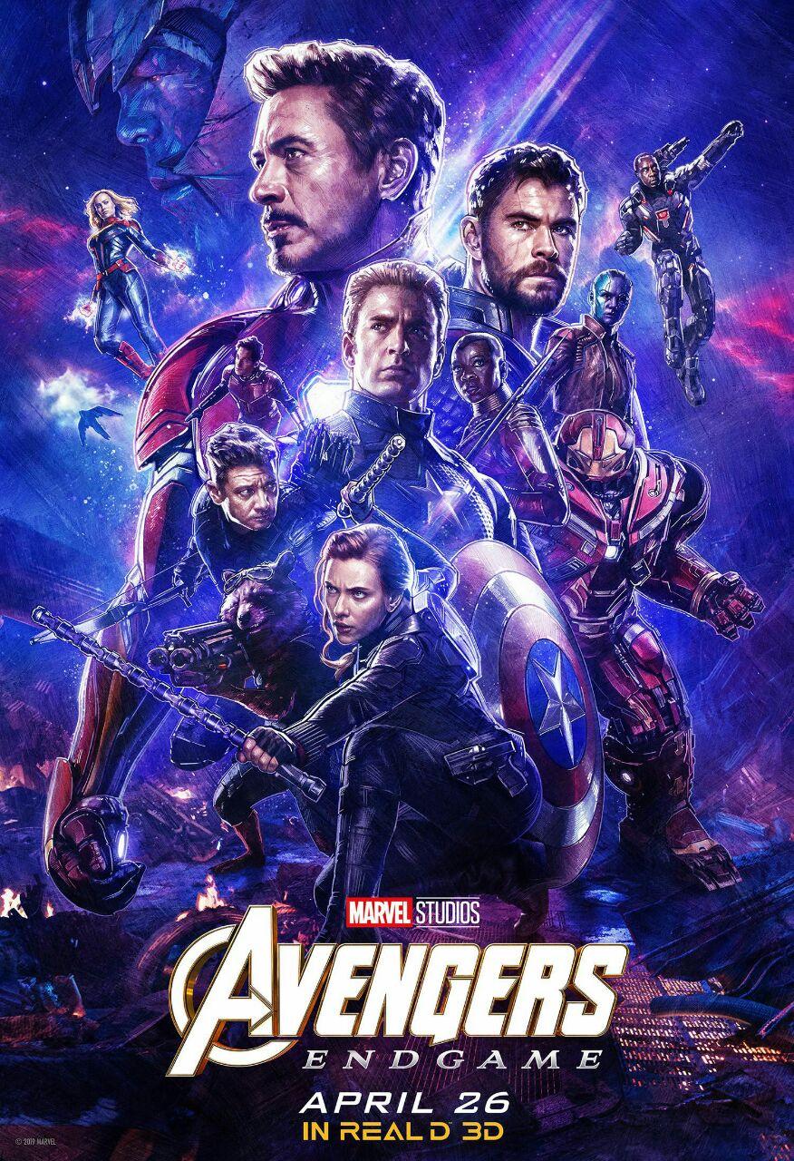 Free Download Avengers: Endgame Full Movie