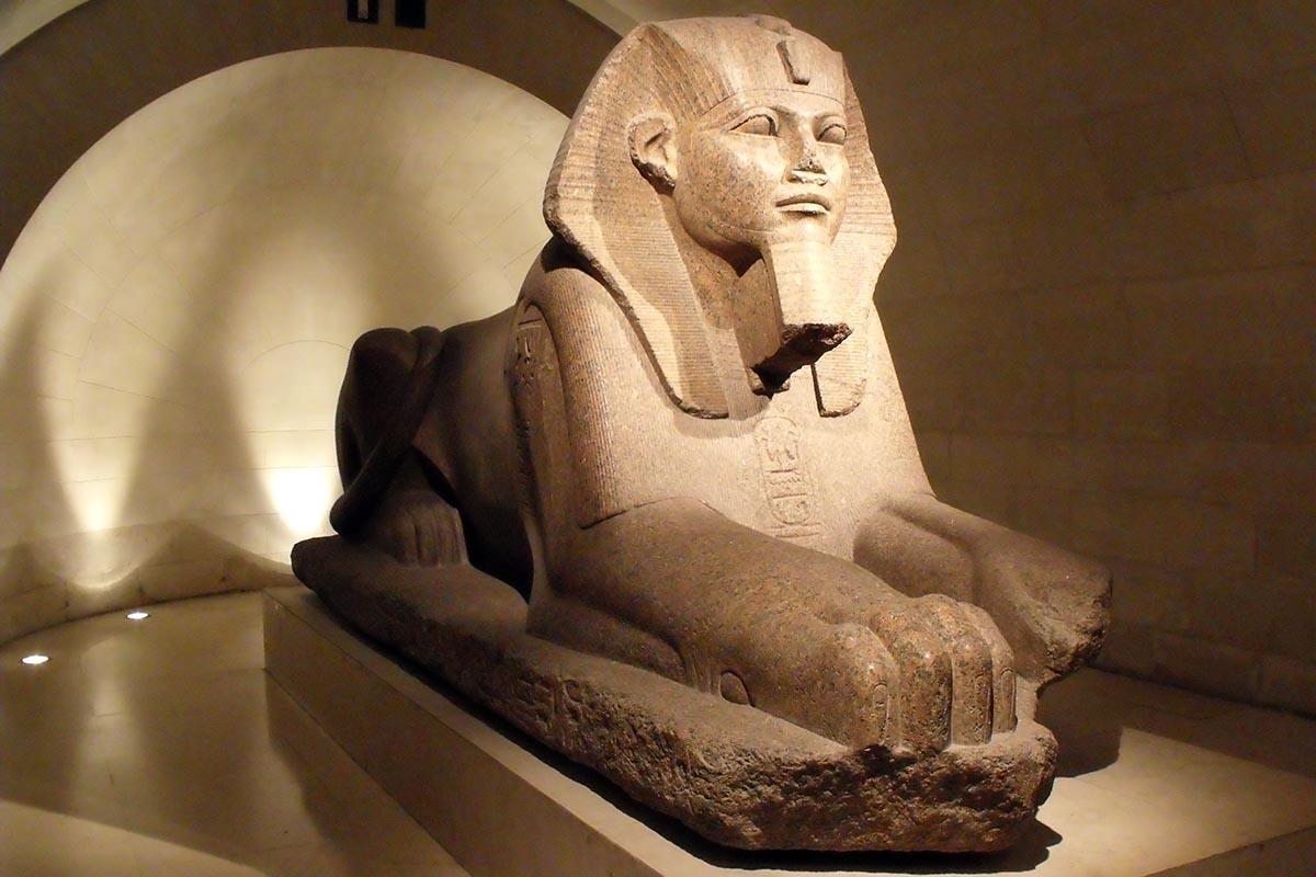 Статуи египта в картинках