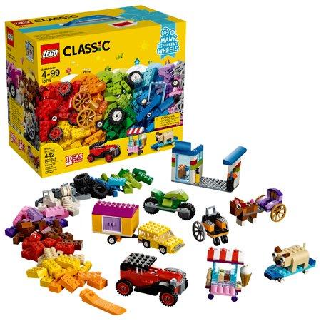 LEGO Classic Bricks on a Roll 10715 (442 Pieces)
