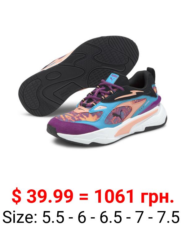 RS-Fast Tie Dye Women's Sneakers