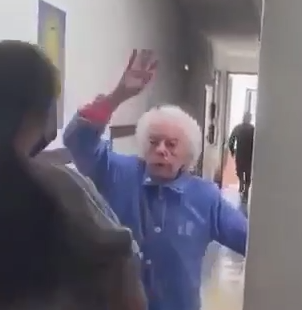 Agreden a anciana en Girona