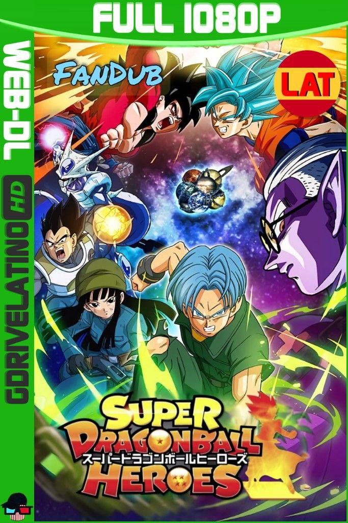Super Dragon Ball Heroes (2018) [05/??] [FanDub] WEB-DL 1080p Latino-Japones MKV