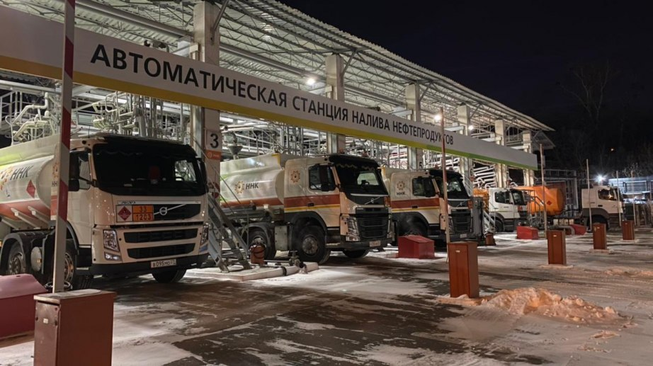 Хабаровский НПЗ возобновил выпуск бензина