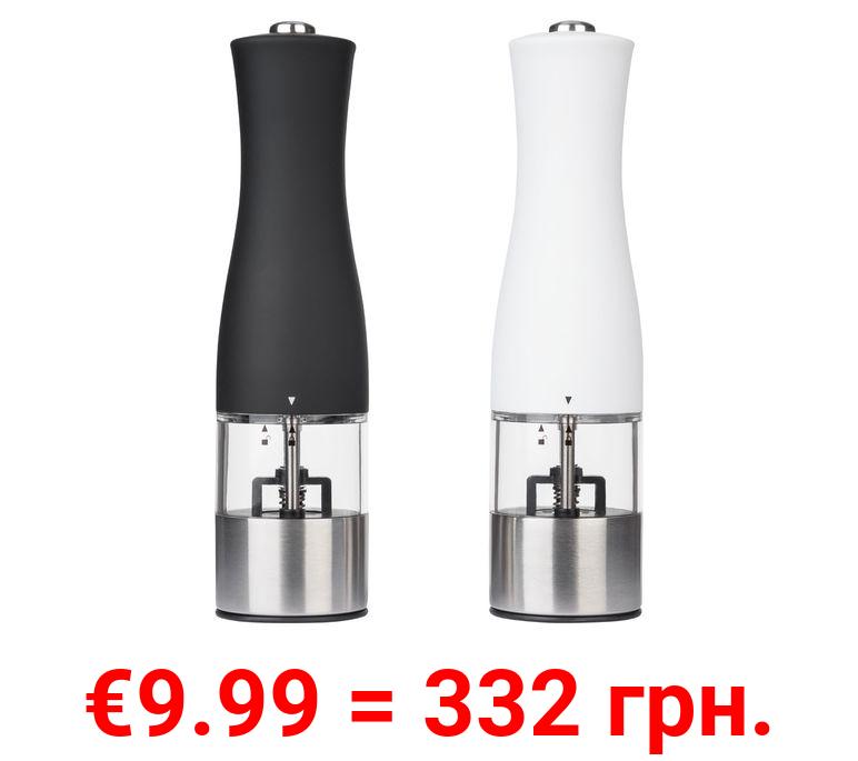 SILVERCREST® Salz-/ Pfeffermühle, elektrisch