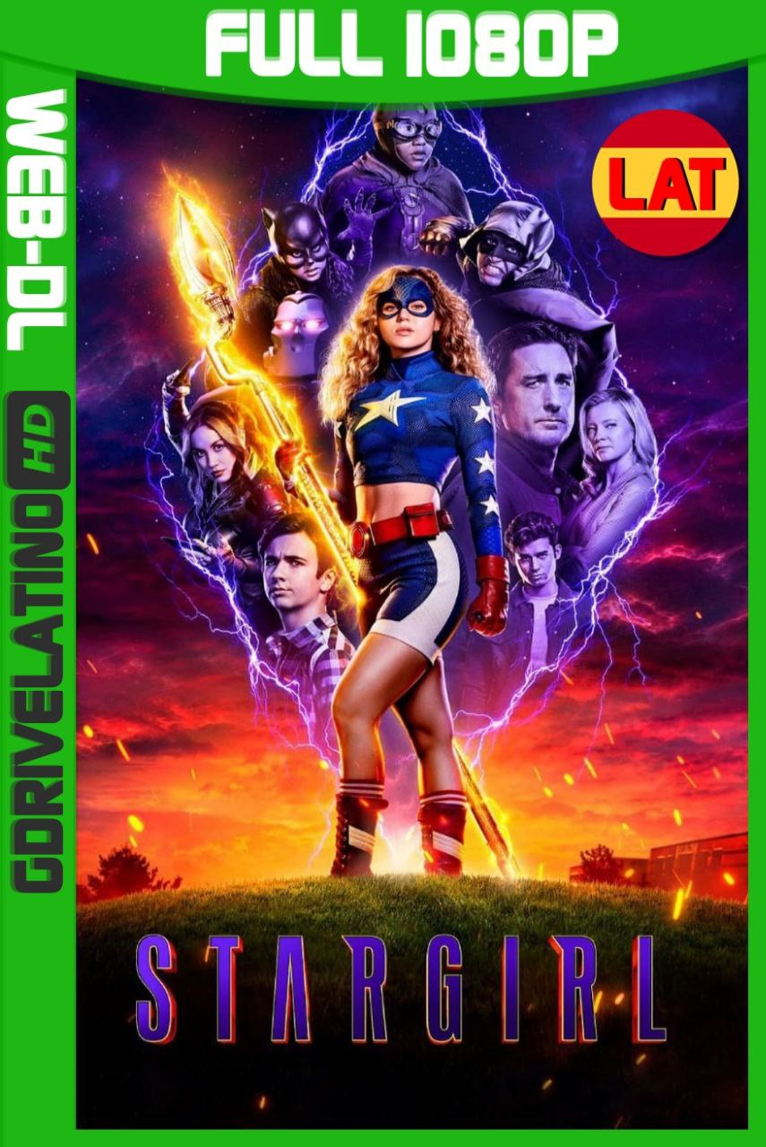 DC's Stargirl (2021) Temporada 02 [07/13] HMAX WEB-DL 1080p Latino-Ingles