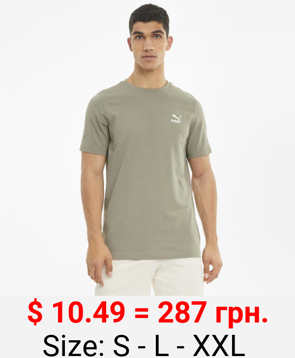 Classics Men's Embroidered Tee