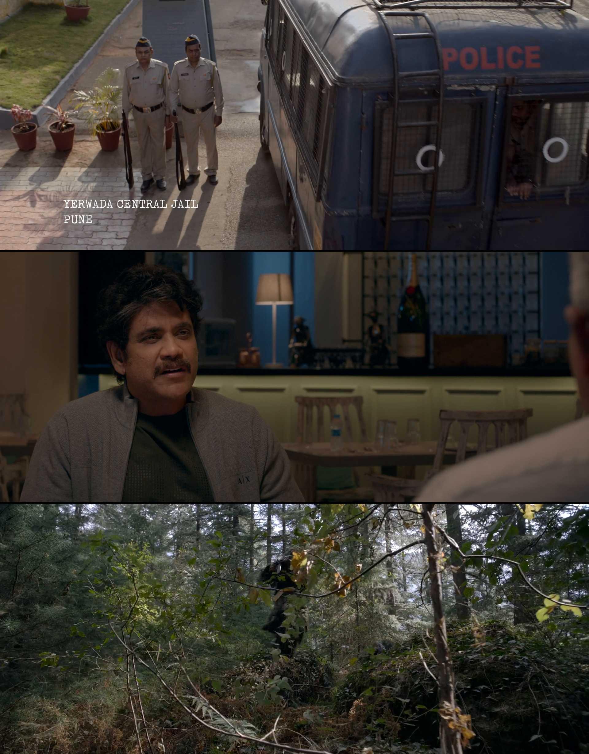 Screenshot of Wild Dog Movie