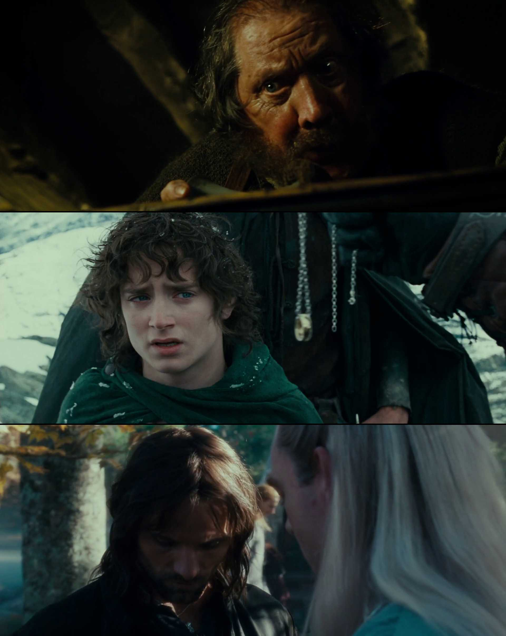 Screenshot of The Lord of the Rings: The Fellowship of the Ring