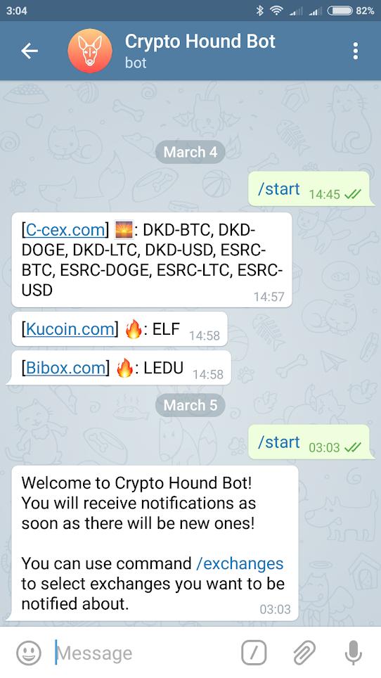 Super telegram bot - free