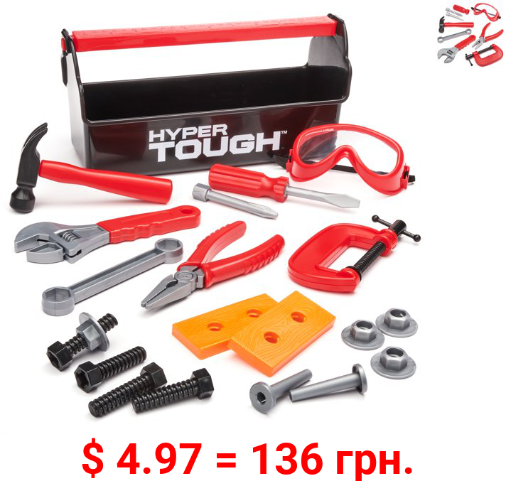 Kid Connection Tool Set, 21 Pieces