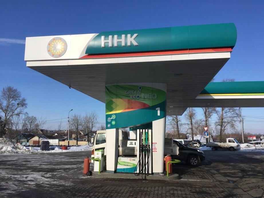 В Хабаровский край везут бензин из Росрезерва