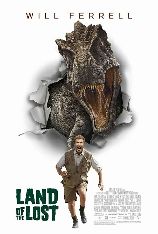 Free Download Land of the Lost Full Movie