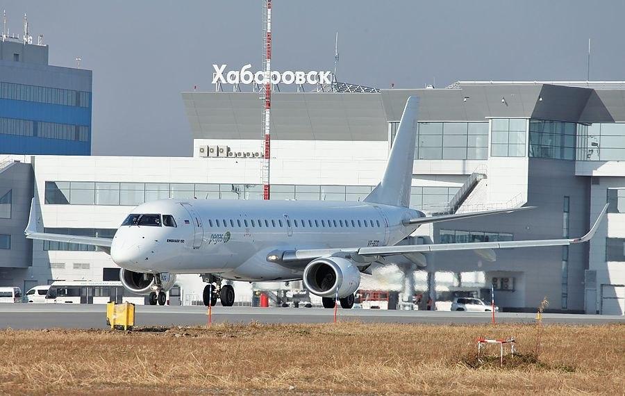 «Россия» прекращает прямые рейсы из Хабаровска в Сочи