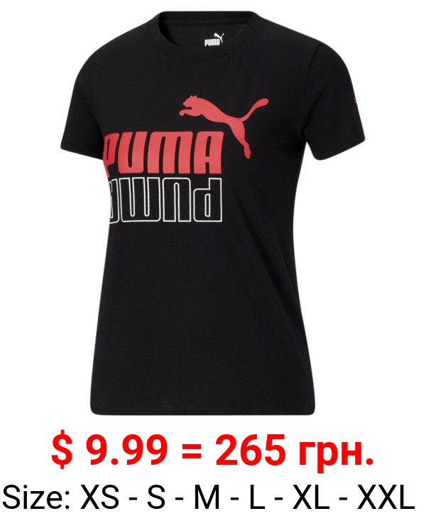 PUMA POWER Women's Boxy Tee