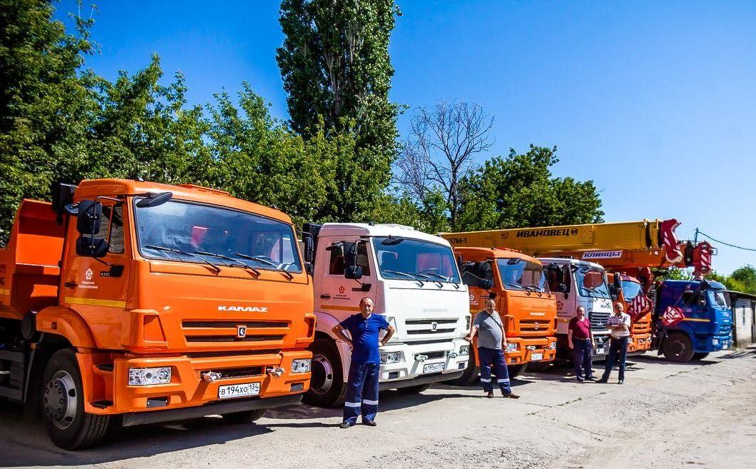 купить грузовики и спецтехнику по всей россии