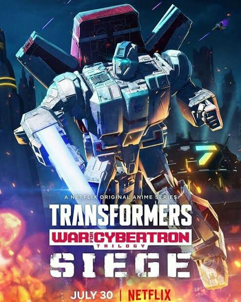 Free Download Transformers: War for Cybertron Full Movie