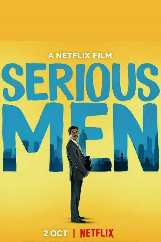 Free Download Serious Men Full Movie