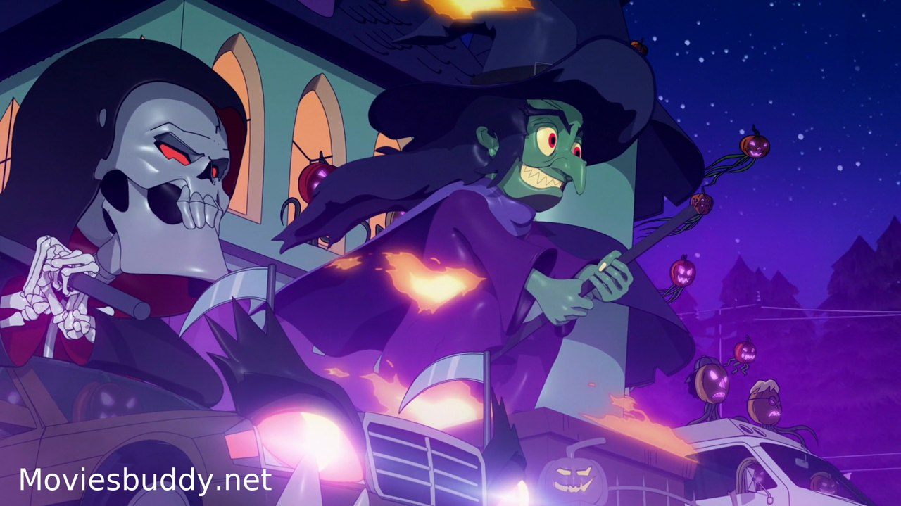 Video Screenshot of Happy Halloween, Scooby-Doo!