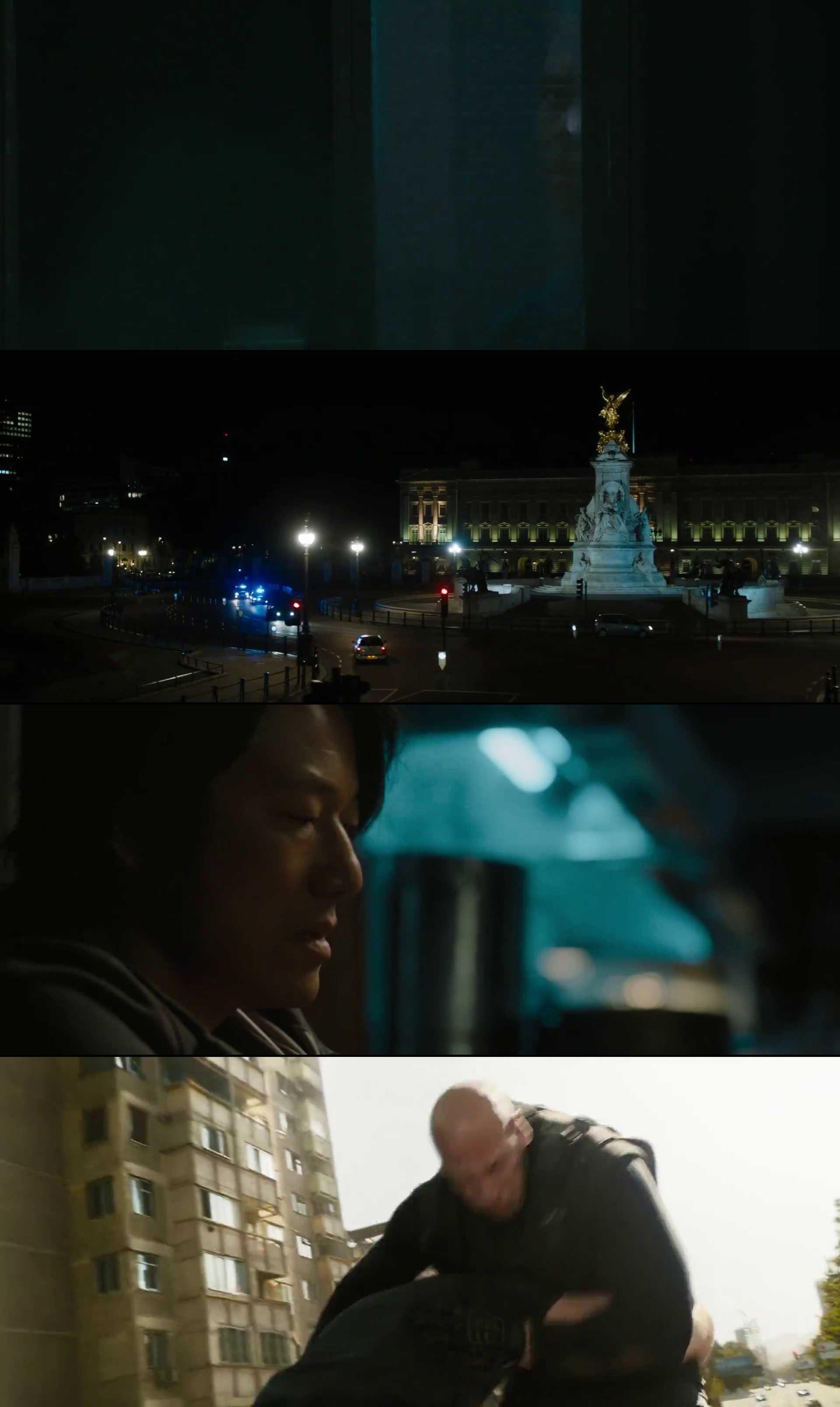 Screenshot of F9 Movie