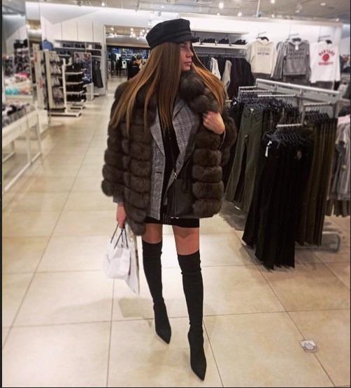 Мария Орлова - эскортница из Томска 26