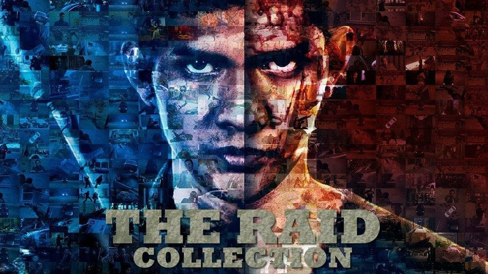 The Raid Duology (2011-2014) UNCUT Dual Audio [Hindi + English] | x264 | x265 10bit HEVC Bluray | 1080p | 720p