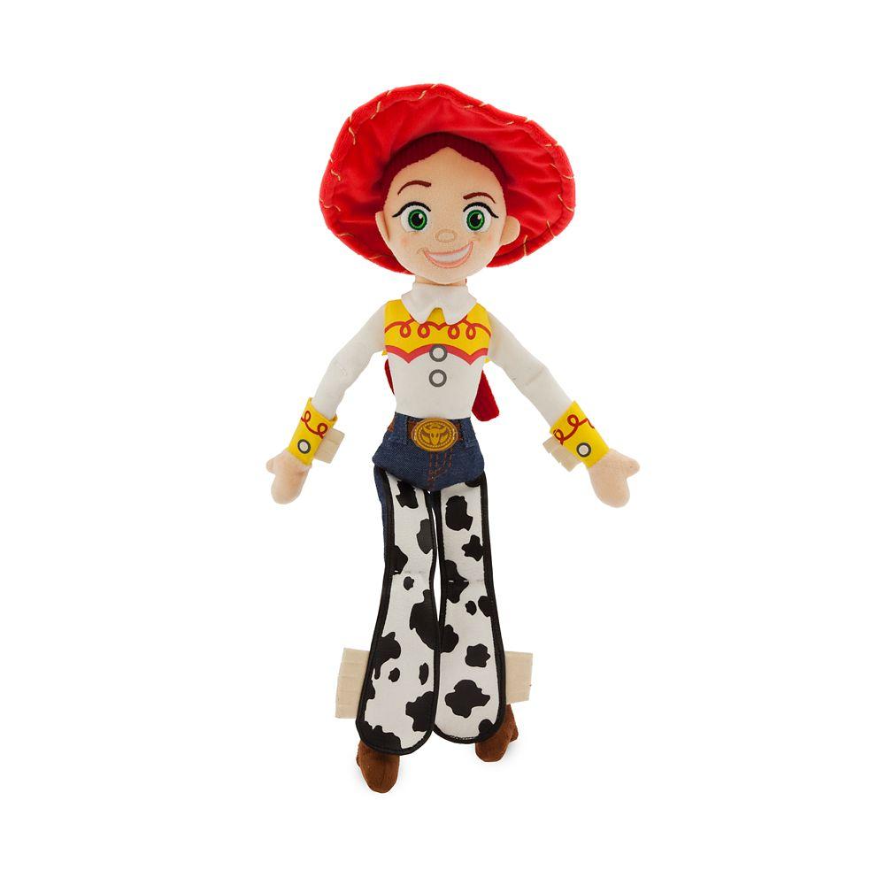 Jessie Plush - Toy Story 4 - Medium - 16 1/2''