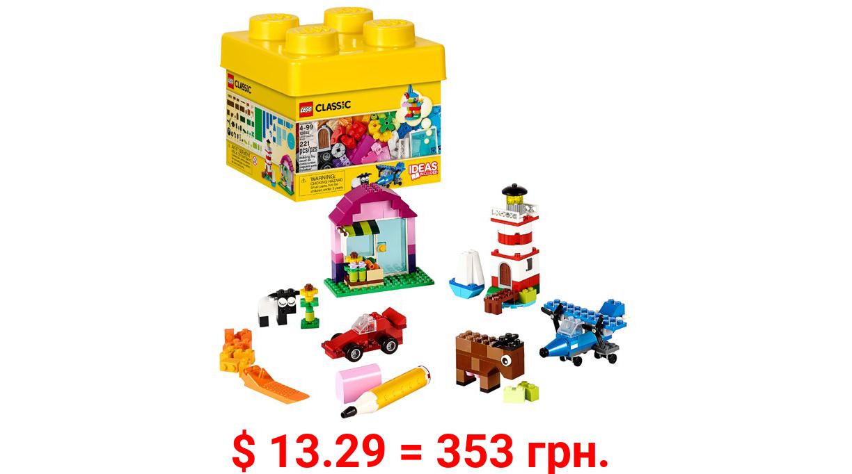 LEGO Classic Small Creative Bricks 10692 Building kit (221 Pieces)