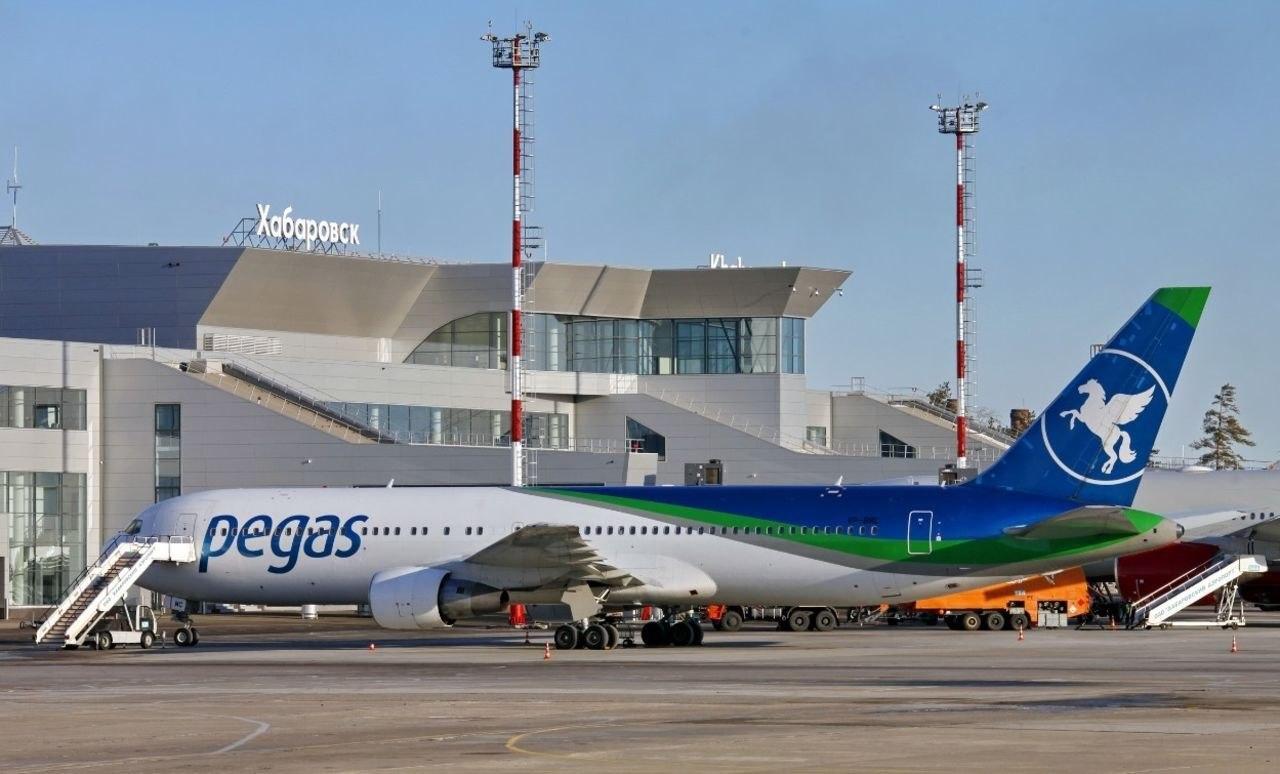 Прямые рейсы из Хабаровска в Питер закрываются