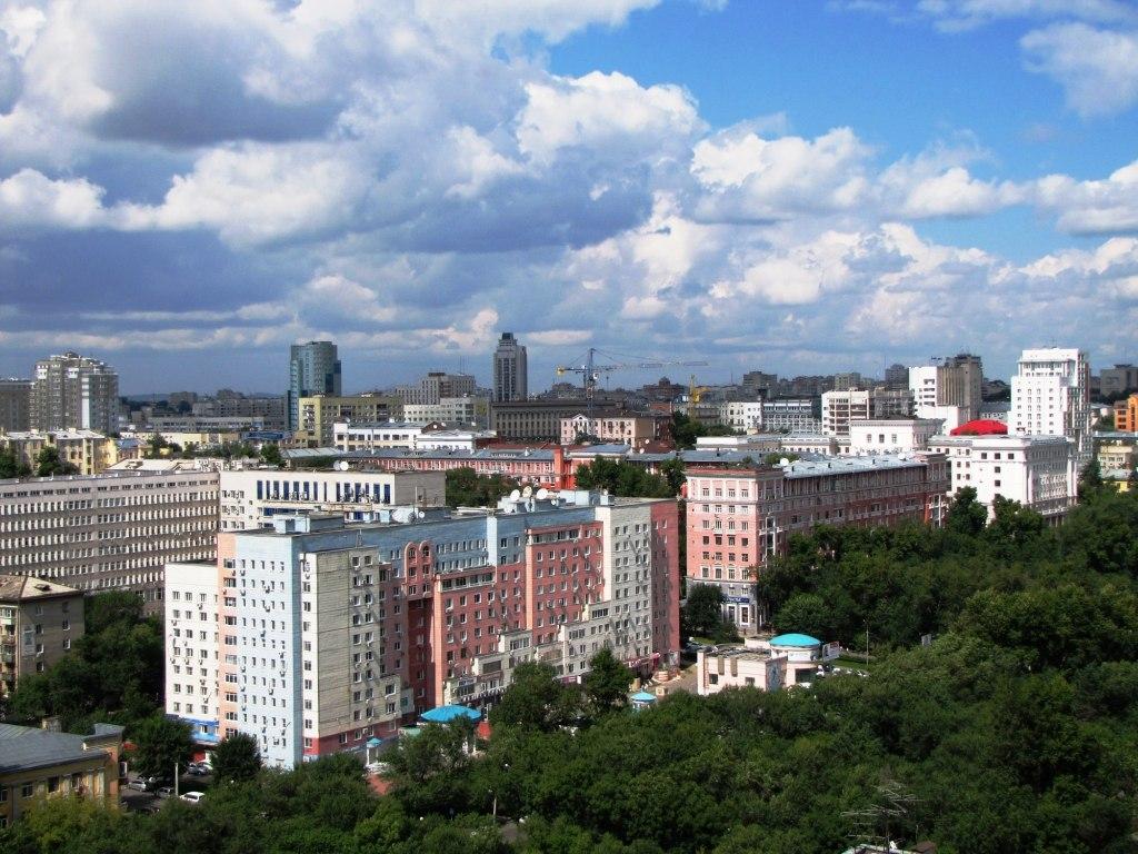 Общие сведения о городе Хабаровске